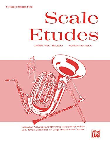 Scale Etudes: Percussion (Timpani, Bells)