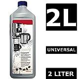 TronicXL Profi Entkalker 2 Liter für Kaffeemaschinen Vollautomat Wasserkocher Kapselmaschine...