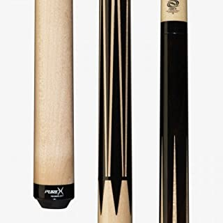Purex Pool Cue with Low Deflection Technology & Kamui Tip HXTSN
