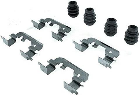 Parts Disc Brake Hardware Kit Optima Sonat Bombing new Fashion work Compatible with 09-16