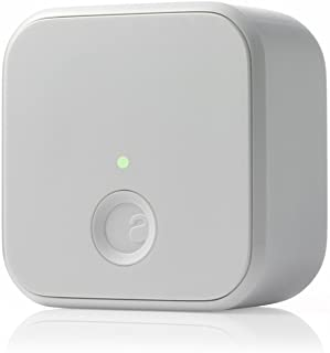 August Connect Wi-Fi Bridge. Remote access, Alexa integration for your August Smart Lock.