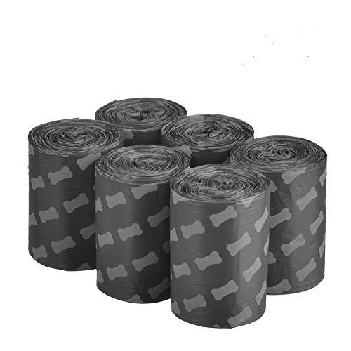 RoyalCare Hundekotbeutel, Haustier Poop Taschen für saubere Pooper Scooper Nachfüllen Rolls 90pcs (klein Hundekotbeutel)
