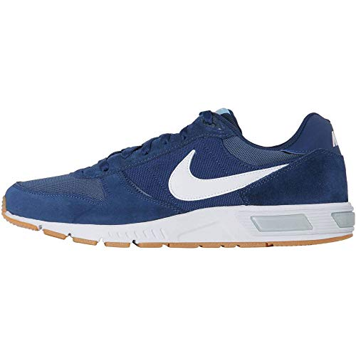Nike Nightgazer, Zapatillas de Running Para Hombre, Azul, 47