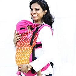 Anmol Baby Carrier (Multicolour),Anmol Baby,BS16