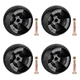 CY CHAOYA 4 Deck Mower Wheels Kit for Replaces MTD 734-04039 753-04856A Oregon 72-015