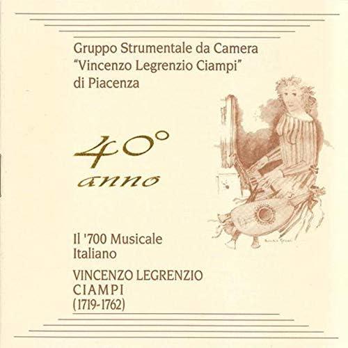 Giuseppe Zanaboni & Gruppo strumentale Ciampi