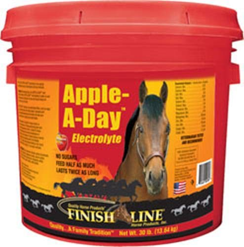 Finish Line Horse Products Apple A Day (30-Pounds)