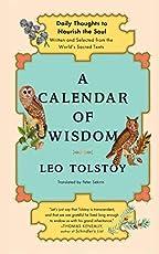 Image of A Calendar of Wisdom:. Brand catalog list of Scribner.