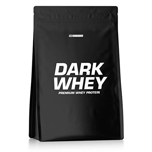 OS NUTRITION Dark Whey - Premium Whey Protein, 750 g Beutel (Vanille)