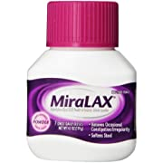 MiraLAX Laxatives, 4.1 Ounce (7 Day)(Pack of 3)
