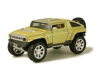 Hummer HX Concept Custom en amarillo (escala 1: 24)