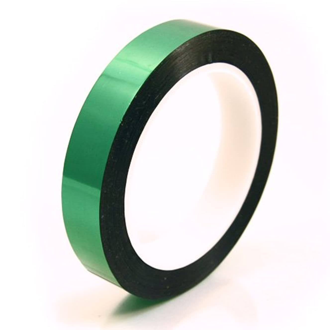 CS Hyde Green Metalized Polyester with Acrylic Adhesive .0022