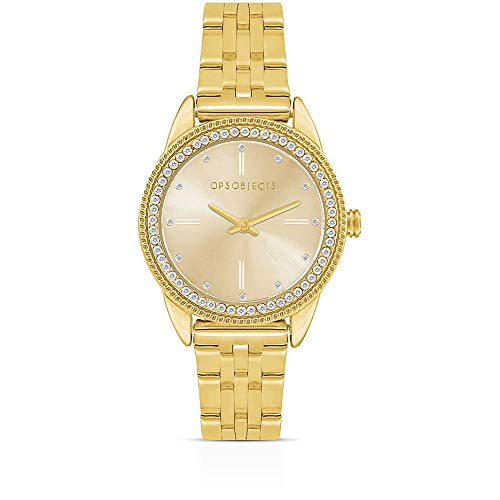 Ops Objects - Reloj solo hora para mujer, moderno, cód. OPSPW-784