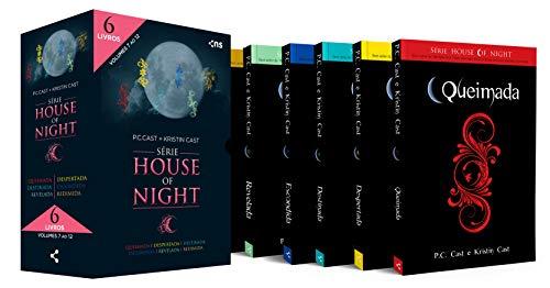Box House of Night - Slim: Coleção completa v.2 (livros 7 a 12)