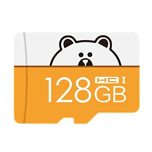CHOUCHOU Colgante Pendientes 2 Tarjeta de Memoria # Alta Velocidad SD Tarjeta de Memoria de Gran Capacidad Trasmission rápido TF Flash for el teléfono móvil
