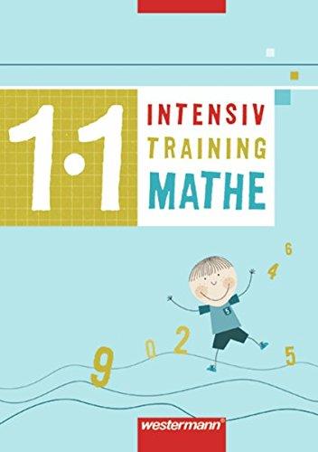 Intensivtraining Mathe: Das kleine Einmaleins