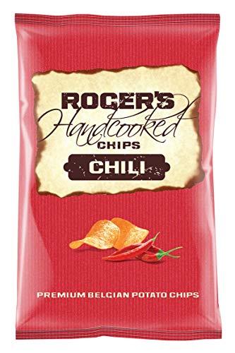 XOX Gebäck Roger's Handcooked Chips Chili, 150 g