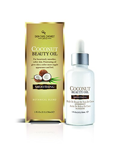 Skin Care Chemist Smoothing Coconut Beauty Oil by Skin Care Chemist
