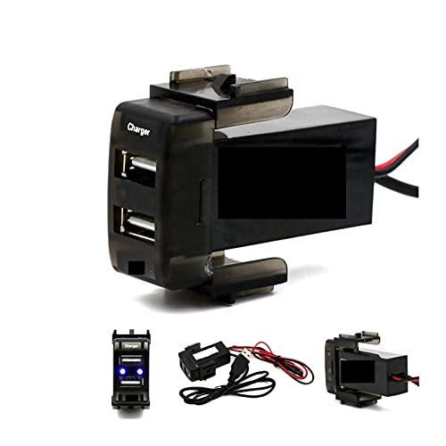 LIULIANG MeiKeL Cargador de Interfaz USB dedicado de 5V 2.1A de AUTOMO USB y Uso de Audio USB Que se Adapta a Nissan, Qashqai, Tiida, X-Trail, UNNY, NV200