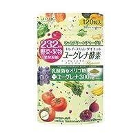【5個セット】医食同源 ユーグレナ酵素プレミアム 120粒×5個セット