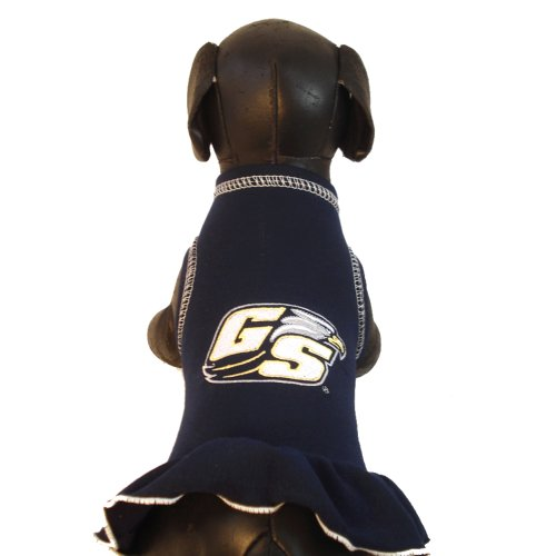 X-Small NCAA Delaware Fightin Blue Hens Cheerleader Dog Dress