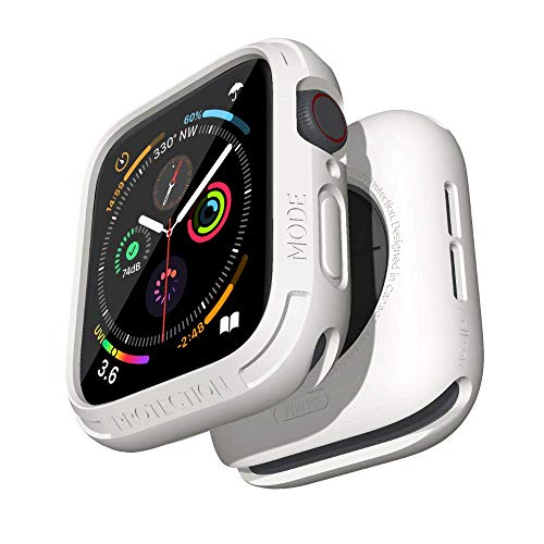 elkson Compatible with Apple Watch Series 6 SE 5 4 Bumper case 44mm iwatch Quattro Series Cases Fall...