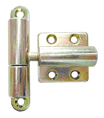 Connex Aushebescharnier, verstellbar 83 x 15 mm - 40 x 40mm verzinkt, DY2006261