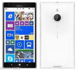 Nokia Lumia 1520 White Rm-937 (Factory Unlocked) 6' Full Hd , 32gb , 20mp - International Version No Warranty