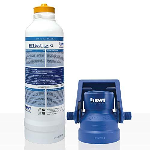 Bestmax XL Filterset water + more Wasserfilter, BWT Set inkl. Filterkopf