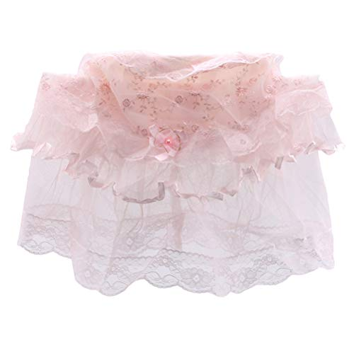 Best Bargain Flybloom Lace Cloth Art Water Dispenser Dust Cover Bucket Cover Water Purifier Cloth Co...