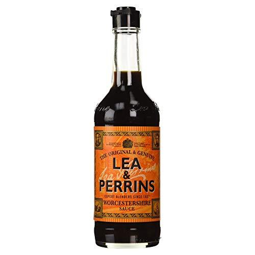 Sauce Lea & Perrins Worcestershire 290 ml, loriginal et lauthentique