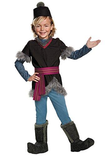 Kristoff Deluxe Child Frozen Disney Costume, Medium/7-8