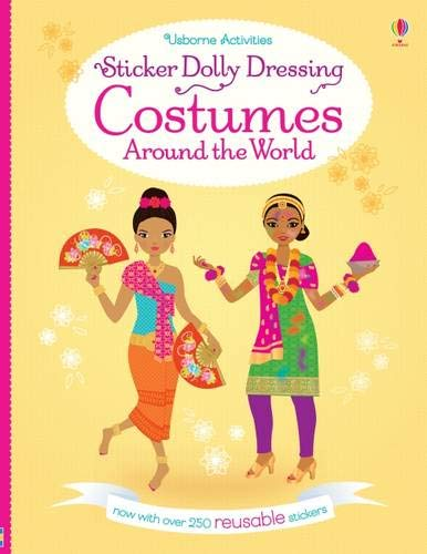 Sticker Dolly Dressing Costumes Around the World: 1