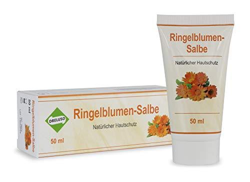 Ringelblumen-Salbe, Hautschutz ml, Weiß, 50 ml
