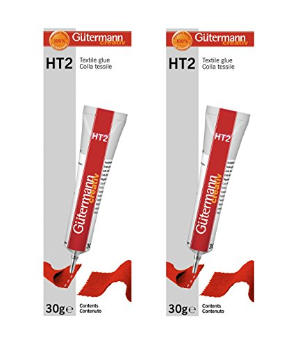 Gütermann Textilkleber HT2 Doppelpack