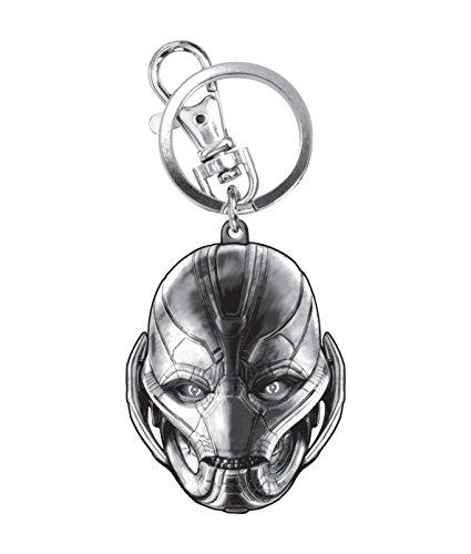 Monogram Porte-clé en étain Ultron gris 68374