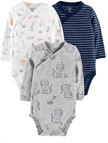 Carter's Little Baby Basics Bodysuit, 12 Months