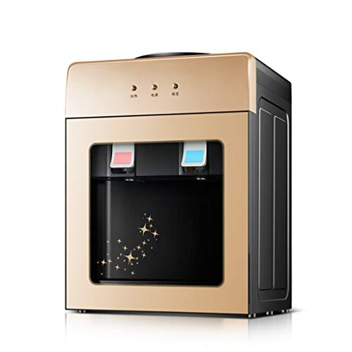 STRAW Dispensador de Agua de Hielo de Escritorio de refrigeración de Ahorro de energía Caliente Inicio compartida Mini pequeño Cristal de Hielo Temperatura Caliente de la máquina del Agua