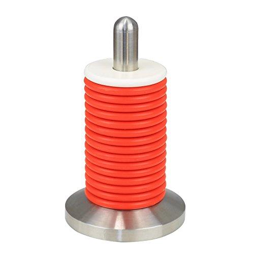 aixSELLent hochwertiges Knobelbesteck Meierbesteck Schockbesteck Schockturm Knobel Turm Mörgeln Jule Saufspiel Kneipenspiel (rot-Weiss)