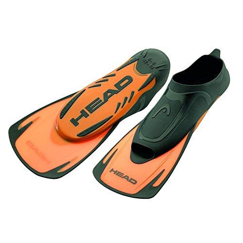 Head Energy paio di pinne 40-41, Unisex, Swim Fin energia, Arancione - Arancione, Orange, UK Size 6-7