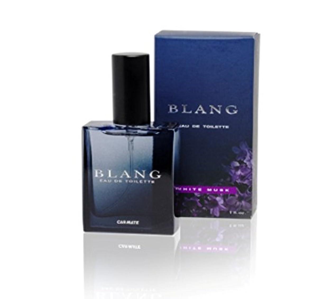 意欲内部自慢カーメイト 香水 芳香剤 ブラング オードトワレ 置き型 ホワイトムスク 販売ルート限定品 30ml L531