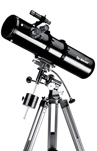 Tlescope Sky-Watcher 130/900 sur quatoriale EQ2