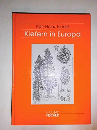 Kiefern in Europa: Bildtafeln und Beschreibungen der in europäischen Wäldern, Gärten und Parks anzutreffenden einheimischen und fremdländischen Arten