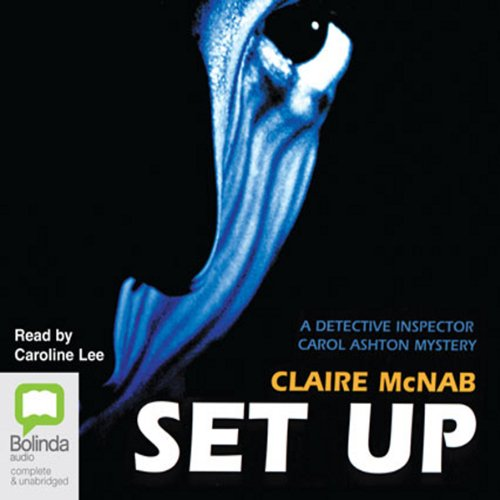 Set Up audiobook cover art