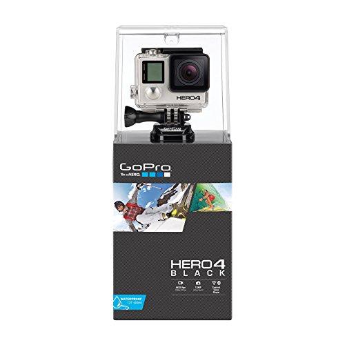GoPro - Cámara Deportiva hero4 Black Edition