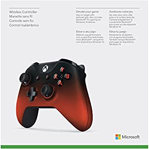 Microsoft Wireless Controller - Volcano Shadow Special Edition - Xbox One (Discontinued)