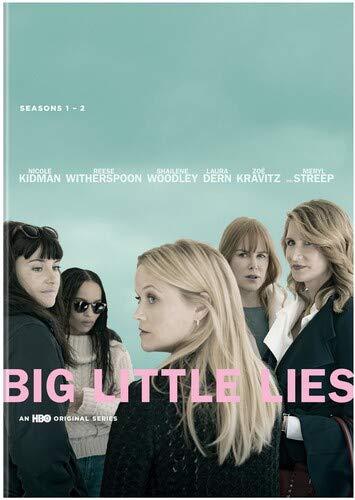 Big Little Lies: Season 1 + Season 2 (DVD)