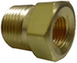 Fittings 320 CGA Male to 1-4 NPT Female Brass - Air