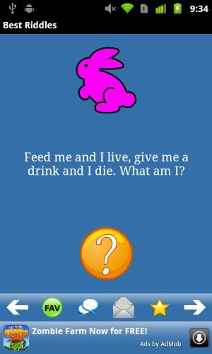 Best Riddles & Fun Brain Teasers: Amazingly Fun Riddles to Solve & A Perfect Brain Training App for Kids on Riddle Puzzles, Cool Logic, Challenging Math Trivia, Trivial Pursuit Games and Test Problems with Quick Answers!