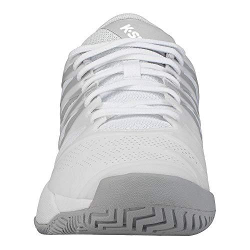 Product Image 3: K-Swiss Women's Ultrashot 2 Tennis Shoe (White/Highrise, 6)